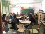 Reunió de l'Escola Rural a l'Heurom de Perafita