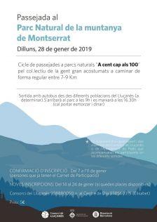 Passejada a Montserrat