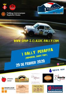1 Rally Perafita (Memorial Santi Tort)