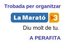 Reunió per organitzar la Marató