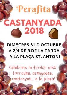 Cartell Castanyada 2018